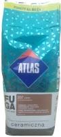 Керамическая затирка для плитки латте 207 / 2 кг. ТМ Atlas