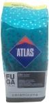 Затирка для плитки керамическая чёрная 204 ТМ Atlas 2 кг.