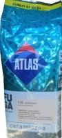 Керамическая затирка для плитки Atlas жасминовая 118 / 2 кг.