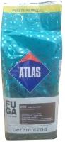 Керамическая затирка для плитки каштановая 209 / 2 кг. ТМ Atlas