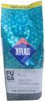 Керамическая затирка для плитки Atlas белая 001 / 2 кг.