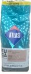 Керамическая затирка для плитки Atlas светло - бежевая 019 / 2 кг.