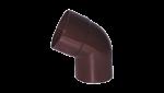 Колено трубы 60° PROFIL 90/75