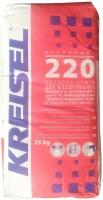 Клей для пенополистирола и сетки Kreisel 220 25 кг.