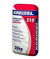 Клей для пенополистирола Kreisel 210 25 кг.