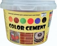 Краситель для цементного раствора Чёрный 0,5 кг