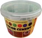 Краситель для цементного раствора Зелёный 0,5 кг