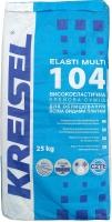 Эластичная клеевая смесь для плитки Kreisel 104, 25 кг