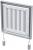 Решетка закрывающаяся Vents МВ 120 Рс
