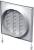 Решетка закрывающаяся Vents МВ 250/200 ВРс