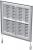 Решетка закрывающаяся Vents МВ 250 Рс