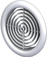 Вентиляционная решётка Vents МВ Ø 81/2 бВ металлик