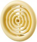Вентиляционная решётка Vents МВ Ø 51/4 бВ бжевая