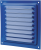 Решётка металлическая Vents МВМ 150 с Ц