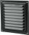 Решётка металлическая Vents МВМ 125 с Ц
