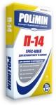 Грес клей для плитки Полимин П 14, 25 кг