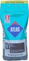 Затирка Atlas Fuga (Elastyczna 209) 1-7мм 2кг каштановая