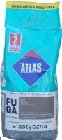 Затирка Atlas Fuga (Elastyczna 211) 1-7мм 2кг цементная