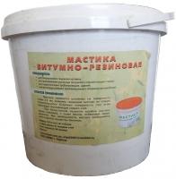 Мастика битумно-резиновая 5 кг