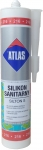 Санитарный цветной силикон Atlas Silton S - 216 красный