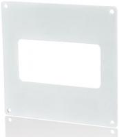Настенная пластина ПВХ канала Ventika 110х55