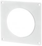 Пластина настенная для круглых каналов Ø100 мм Ventika