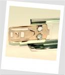 Профиль LSG поперечный 0,600 м 24/25мм белый T-24