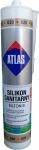 Санитарный цветной силикон Atlas Silton S - 020 бежевый