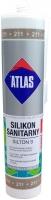 Санитарный цветной силикон Atlas Silton S - 211 цементная