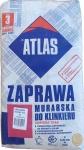 Смесь с минералами для кладки и затирки швов клинкера тёмно-серая 036 Atlas Zaprawa Klinkieru