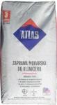 Строительная смесь Atlas с минералами графитового цвета 371/ 25 кг для кладки и расшивки кирпича и клинкера