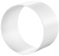 Пластиковое наружное соединение Ø125мм круглых гибких каналов Vents