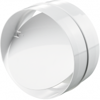 Соединение с обратным клапаном для круглых каналов Ø125мм Vents