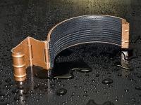 Соединение желоба 125 мм