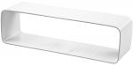 Наружное соединение плоских гибких каналов 60*204