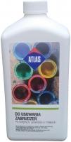 Средство для удаления загрязнений от красок, грунтовок и штукатурки, 1 л. Atlas