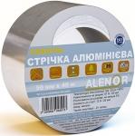 Скотч алюминиевый самоклеящийся 100 мм * 40 м