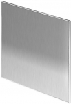 Панель Trax Серебро металл Ø125