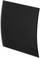 Панель ESCUDO Черное матовое стекло 100