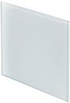 Панель Trax Белое матовое стекло Ø125