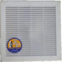 Вентиляционная решётка TRU 10 (30*30) белая