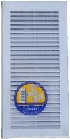 Вентиляционная решётка TRU 12 (31*15) белая