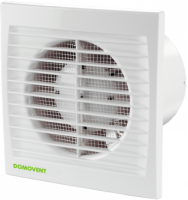 Вентилятор Домовент 100 СВ (с выключателем)