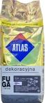 Декоративная смесь для швов Atlas 1-15 мм. цвет - чёрный алмаз (304)/ 2 кг.