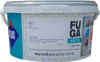 Высокоэластичная затирка Atlas Fuga Artis 1-25 мм белая 001 2кг
