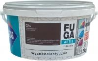 Высокоэластичная затирка Atlas Fuga Artis 1-25 мм тёмно-коричневая 024 2кг