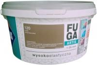 Высокоэластичная затирка Atlas Fuga Artis 1-25 мм 2кг тоффи 120