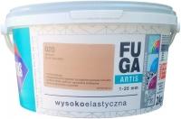 Высокоэластичная затирка Atlas Fuga Artis 1-25 мм бежевая 020 2кг