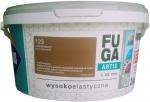 Высокоэластичная затирка Atlas Fuga Artis 1-25 мм 123 светло-коричневая 2кг
