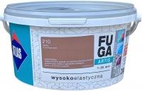 Высокоэластичная затирка Atlas Fuga Artis 1-25 мм какао 210/2 кг